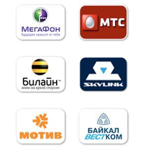 Операторы сотовой связи Кинешмы
