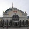 Железнодорожные вокзалы в Кинешме