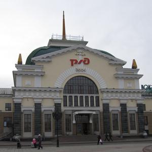 Железнодорожные вокзалы Кинешмы